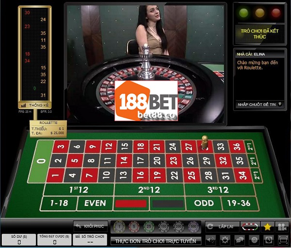 Roulette-188BET-2