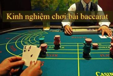 Chiến thuật chơi Baccarat tại nhà cái 188bet