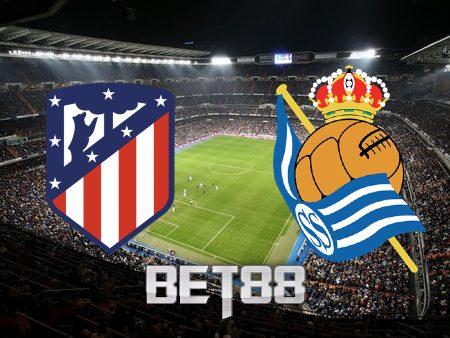 Soi kèo nhà cái Atl. Madrid vs Real Sociedad – 02h00 – 25/10/2021