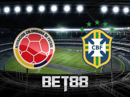 Soi kèo nhà cái Colombia vs Brazil – 04h00 – 11/10/2021