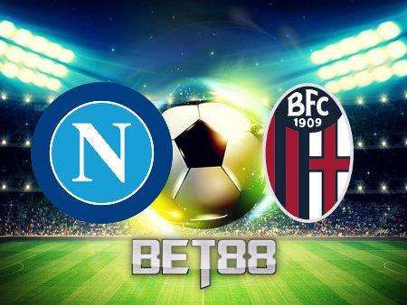Soi kèo nhà cái Napoli vs Bologna – 01h45 – 29/10/2021