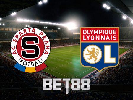 Soi kèo nhà cái Sparta Prague vs Olympique Lyon – 02h00 – 22/10/2021